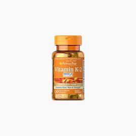 Vitamin K-2 (MenaQ7) 50 mcg