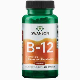 Vitamin B12 500µg