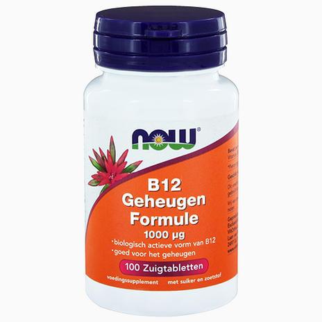 Vitamine B12 Geheugen Formule