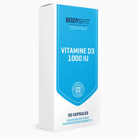 Vitamin D3— 1000IU