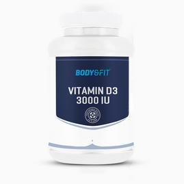 Vitamina D3 - 3.000 IU