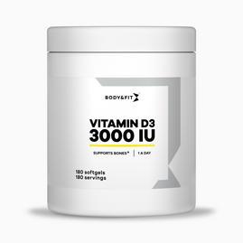 Vitamine D3 - 3000 IU
