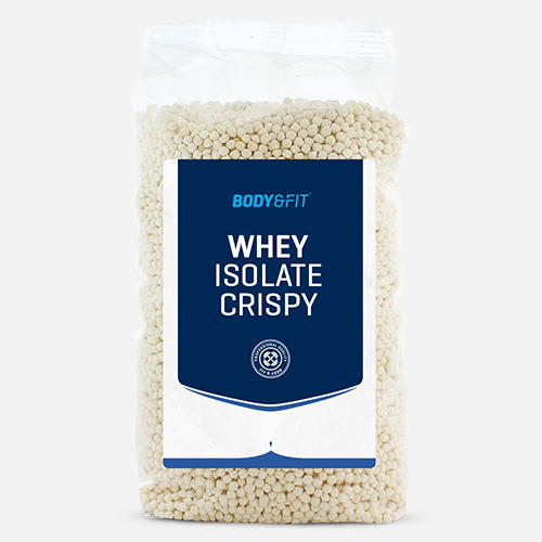 Whey Isolate Crispy
